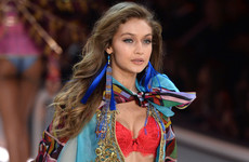 This year's Victoria's Secret Fashion Show in China is turning into a big old mess