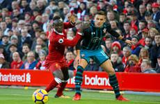 LIVE: Liverpool vs Southampton, Premier League