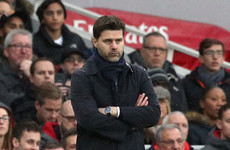 'It's obvious' - Pochettino unhappy over refereeing decisions after loss to Arsenal