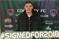 Boost for Cork City as another key player commits to the club for 2018