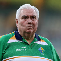 'Michael Murphy was hit by everything bar the chairs in the stand today' - Kernan