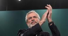 Gerry Adams announces he is to step down as Sinn Féín president next year