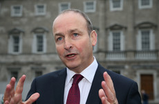 Martin says government surprised by scale of anger levelled against them this week