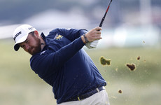 Shane Lowry in close contention on the final day of the DP World Tour Championship