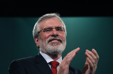 Gerry Adams will not stand for Irish presidency