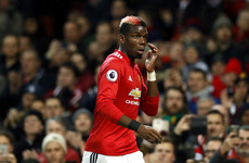 Pogba: I'd leave my boots and stop playing if Man United couldn't win the league