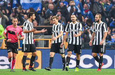 Juventus lose further ground in Serie A title race after shock defeat