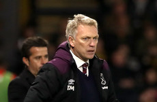 Misery for Moyes on 500th Premier League outing as Hammers fall to Watford