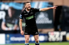 Finn Russell to leave Glasgow after accepting 'lucrative opportunity' from abroad