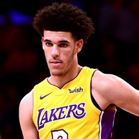 Lonzo Ball records second triple-double to join Magic Johnson in the record books