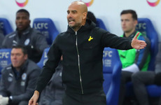 Guardiola ready to 'kill' Man City stars if they get complacent