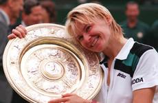Former Wimbledon champion Jana Novotna dies aged 49