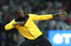 Australia's secret weapon for the Ashes? Usain Bolt is teaching them how to sprint