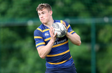 Ringrose set for Leinster return after five-month injury absence