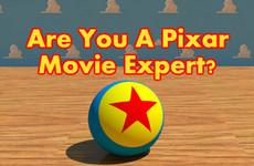 Are You A Pixar Movie Expert?