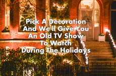 Pick A Decoration And We'll Give You An Old TV Show To Watch During the Holidays