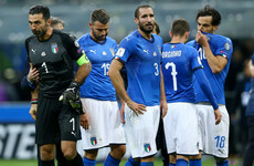 World Cup failure sees head of Italian FA quit but board refuse to follow