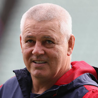 Gatland: 'At some stage I'll probably be dressed up as a clown again this week'