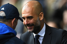 'Always we drink good red wine' - Guardiola sends big hug to ousted Pulis