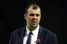 Australia coach Cheika probed for swearing