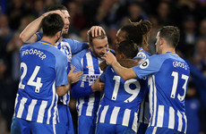Chris Hughton's Brighton come from behind twice to share the spoils with Stoke