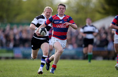 Glasgow Warriors have snapped up Irish speedster Max McFarland
