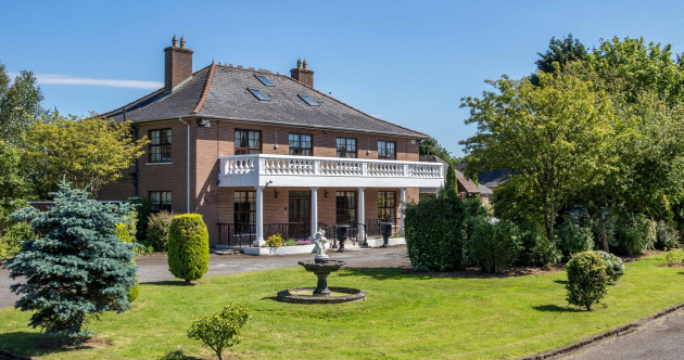 Stables, a pool and acres of green just outside Dublin for €1.25m