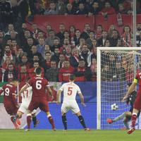 As it happened: Sevilla v Liverpool, Champions League
