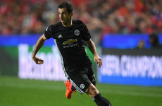 Questions on Mkhitaryan absence leave Mourinho riled