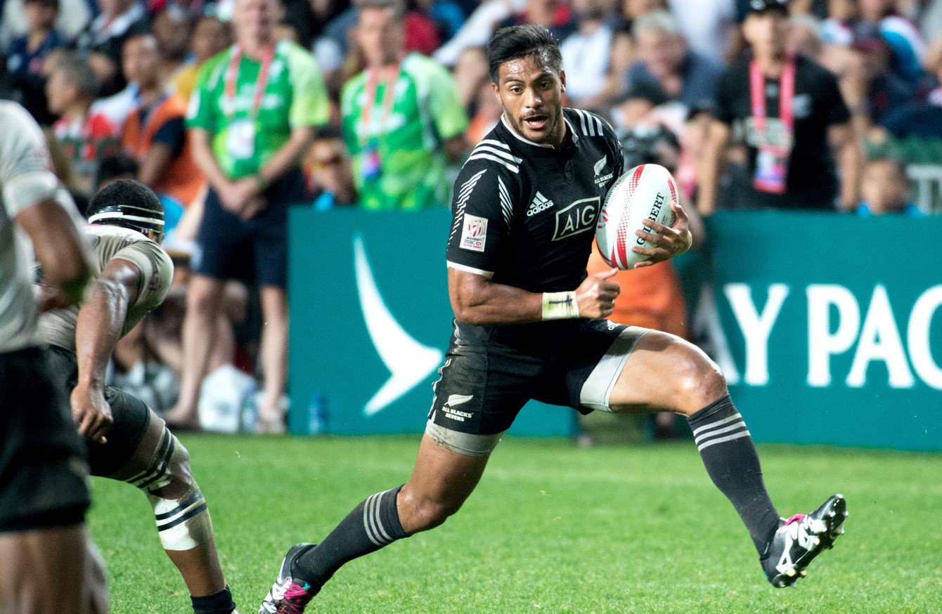 New Zealand sevens star in line for earlier-than-expected Connacht debut