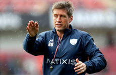 Ronan O'Gara leaves Racing 92 to take up coaching role in New Zealand