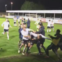 Irish defender involved in on-field brawl that sees Leeds U23 game abandoned