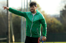 Marty Clarke begins his inter-county coaching career with Cavan U20s