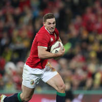 George North to leave Northampton and return home to Wales