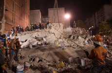 Scientists are warning of an increase in powerful earthquakes this year