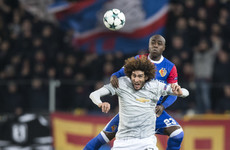 As it happened: Basel v Man United, Champions League