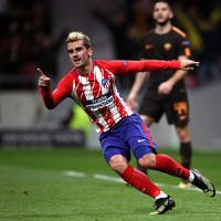 Griezmann brilliance keeps Atleti's Champions League hopes alive