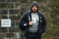 Marty Moore is coming home as Ulster announce prop's signing