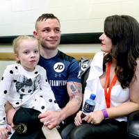 Carl Frampton and wife Christine to visit children in Kenya for Trócaire Christmas appeal