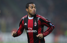 Former Milan and Man City star Robinho sentenced to nine years in prison after rape conviction