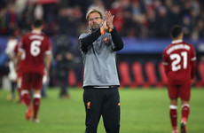 Thank Klopp we still have flawed, human games like Tuesday's Seville cracker