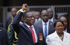 'The people have spoken' - Zimbabwe has sworn in its new president