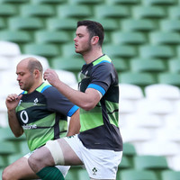 Not enough to just fit in, Rory Best demands a little leadership from James Ryan