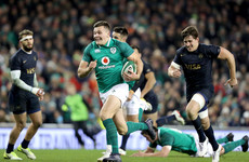Stockdale shines again as Ireland put away Pumas