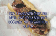 Pick a hangover cure and we'll give you a brilliant documentary to watch on Netflix