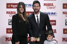 Messi beats Bas Dost and Aubameyang to the European Golden Shoe