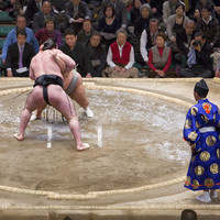 Sumo scandals, finding peace in a Greek monastery and the rest of the week's best sportswriting