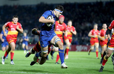 Cullen buoyed by 'composure' of young Leinster side to exorcise Glasgow loss