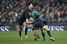 As it happened: Ireland v Argentina, November internationals
