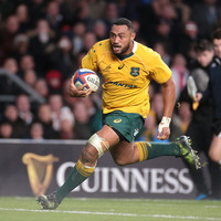 Wallabies down to 14 against Scotland after sickening Sekope Kepu hit